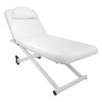 Elektrinis masažo stalas AZZURO MASSAGE 1 WHITE