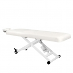 Elektriskās masāžas galds AZZURRO 336 WHITE