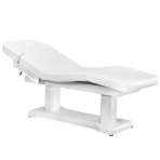 Elektrinis masažo stalas AZZURRO MASSAGE 2 WHITE