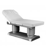Elektrinis masažo stalas AZZURRO MASSAGE 4 GREY HEATED