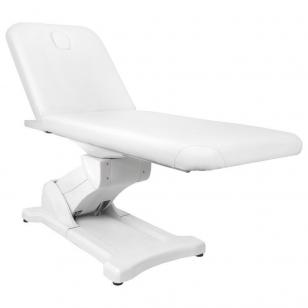 Elektriskās masāžas galds AZZURRO MASSAGE 7 WHITE