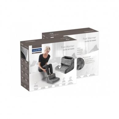 Elektrinė pėdų šildyklė Lanaform Foot Warmer 9