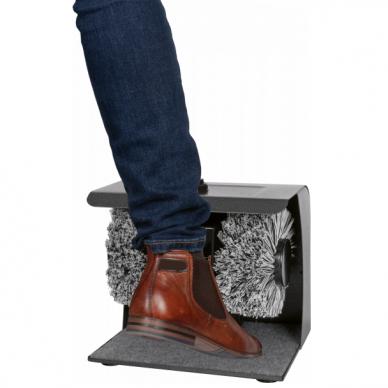 Elektrinis batų valymo aparatas Clatronic 2 Anthracite 3