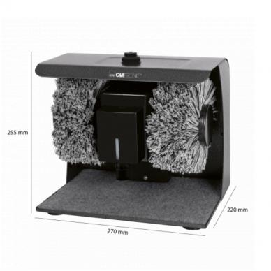 Elektriline kingaviksimise masin Clatronic 2 Anthracite 4