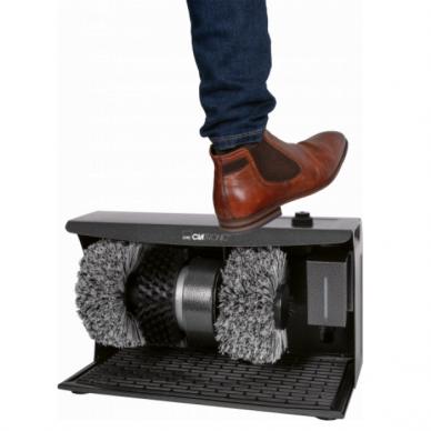 Elektriskā apavu kopšanas mašīna Clatronic 2+1 Anthracite 2
