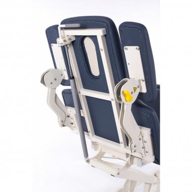 Elektrinis masažo stalas CAMINO TREATMENT AGATE BLUE 5