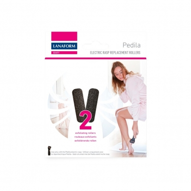 Elektrinis pėdų šveitiklis Lanaform PEDILA 6