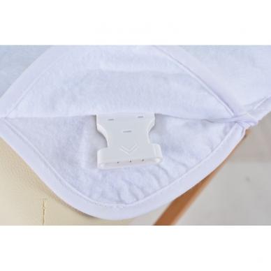 Elektrinis šildantis masažo stalo užtiesalas 4