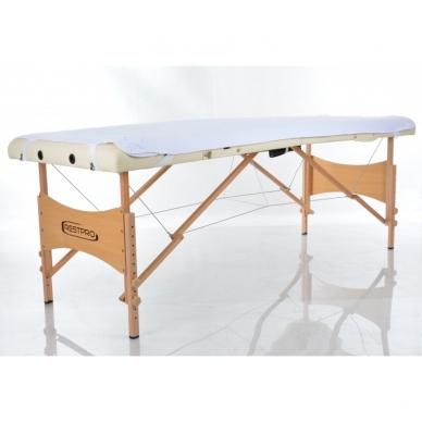 Elektrinis šildantis masažo stalo užtiesalas 2