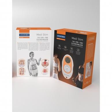Elektrostimuliatorius Lanaform Medi Stim 11