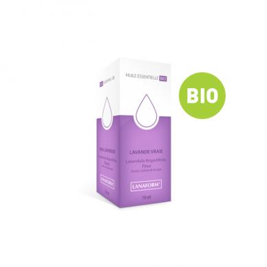 Orgaaniline eeterlik õli Lavendel 2