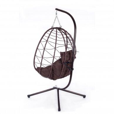 Riputatav tool-kiik muna (kokkupandav) 3