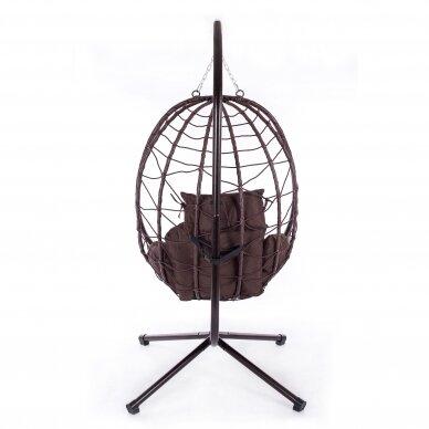 Riputatav tool-kiik muna (kokkupandav) 4