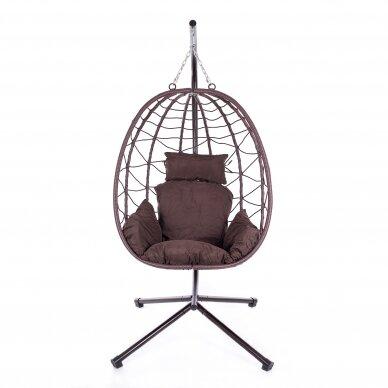 Riputatav tool-kiik muna (kokkupandav) 2
