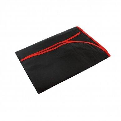 Frizētavas apmetnis UNISEX BLACK 4