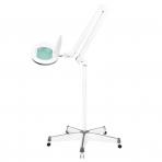 Kosmetologinė LED lempa su lupa ir stovu 10W