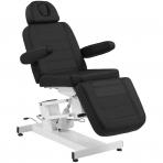 Kosmētikas krēsls AZZURRO ELECTRIC BLACK