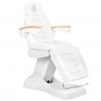 Kosmetologinis krėslas ELECTRIC LUX 3M WHITE