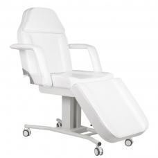 Kosmetologinis krėslas WHEELS WHITE 2