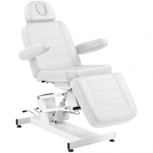 Kosmētikas krēsls AZZURRO ELECTRIC WHITE