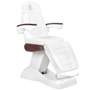 Kosmetologinis krėslas ELECTRIC LUX 3M MAHO WHITE