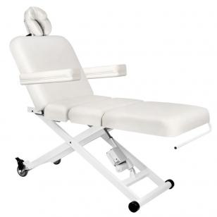 Kosmētikas krēsls ELECTRIC MASSAGE AZZURRO WHITE