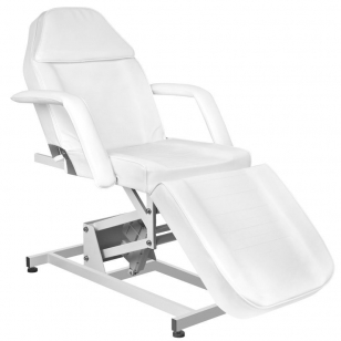 Kosmētikas krēsls ELECTRIC WHITE