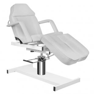 Kosmētikas krēsls HYDRAULIC PEDI GRAY