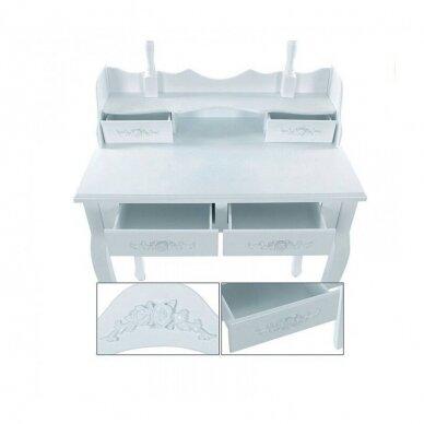 Tualettlaud peegliga + tool ELEGANTE 4