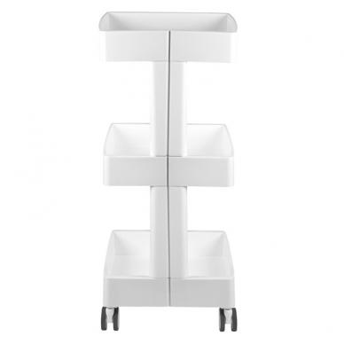 Kosmetologinis vežimėlis PLASTIC 084 2