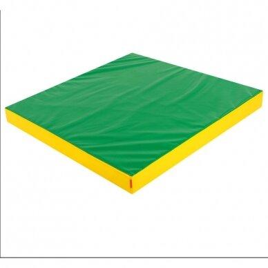 Laipiojimo kopėtėlių saugumo kilimėlis 66x120 cm GREEN 3