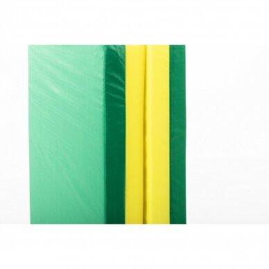 Laipiojimo kopėtėlių saugumo kilimėlis 66x120 cm GREEN 9
