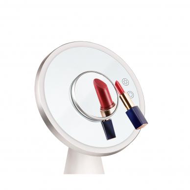 Grima spogulis ar skaļruņiem un LED apgaismojumu Silk'n MusicMirror 13