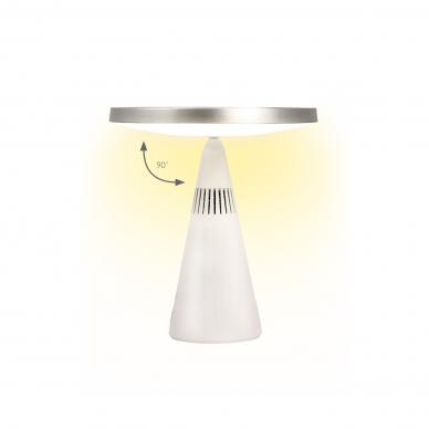 Grima spogulis ar skaļruņiem un LED apgaismojumu Silk'n MusicMirror 5