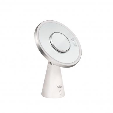 Grima spogulis ar skaļruņiem un LED apgaismojumu Silk'n MusicMirror 3