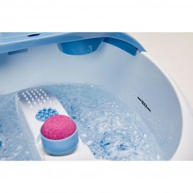 Massaažiga jalavann Lanaform Bubble Footcare 9