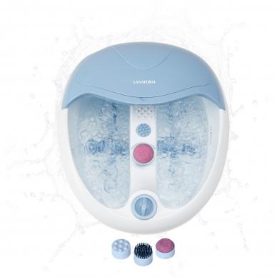 Massaažiga jalavann Lanaform Bubble Footcare 2