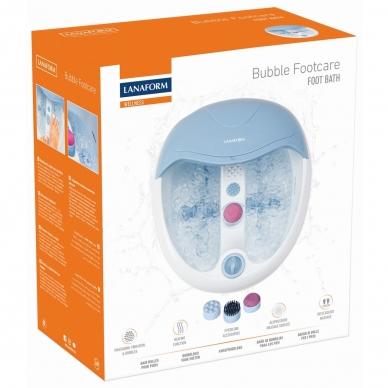 Massaažiga jalavann Lanaform Bubble Footcare 15