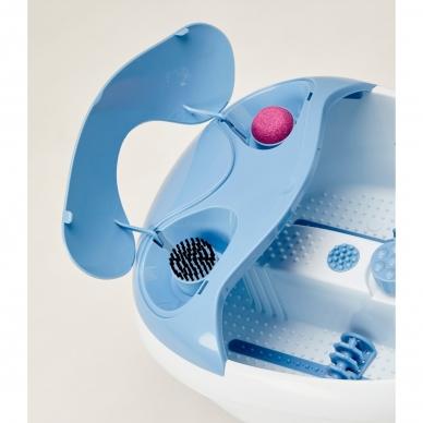 Masāžas kāju vanna Lanaform Bubble Footcare 4