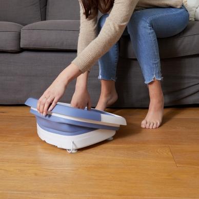 Masāžas kāju vanna Lanaform Heat & Fold Spa 5