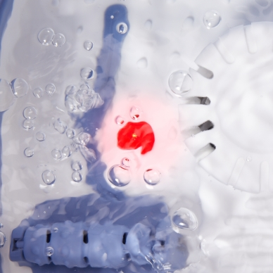 Masažinė pėdų vonelė Lanaform Heat & Fold Spa 6