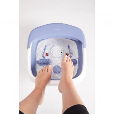 Masāžas kāju vanna Lanaform Heat & Fold Spa 3