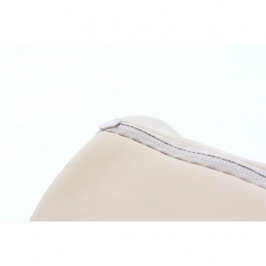 Masažinio stalo pagalvėlė apvali Memory Beige 4