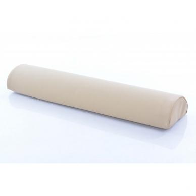 Masažinio stalo pagalvėlė Restpro pusinė / beige