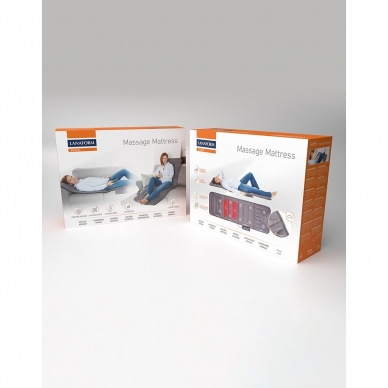 Vibratsioon ja küte madrats Lanaform Massage Mattress 11