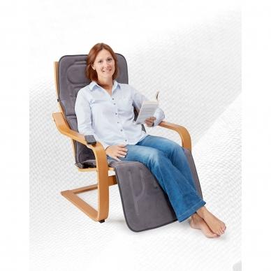 Vibratsioon ja küte madrats Lanaform Massage Mattress 5