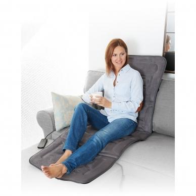 Vibratsioon ja küte madrats Lanaform Massage Mattress 6