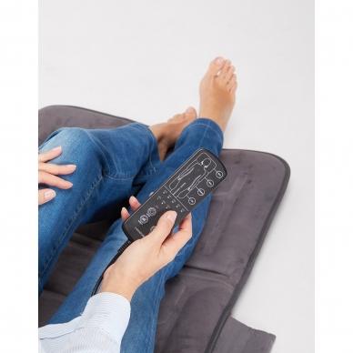 Vibrācijas un apkures matracis Lanaform Massage Mattress 8