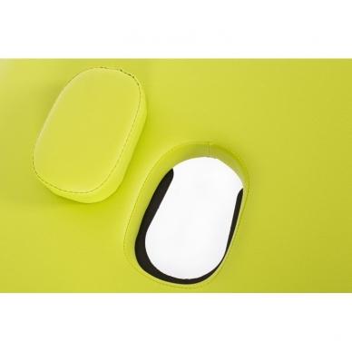 Kokkupandav massaažilaud Classic 2 (Olive) 6