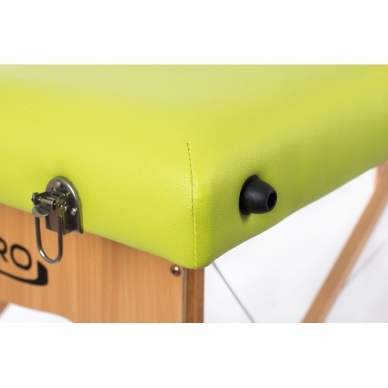 Sulankstomas masažo stalas Restpro Classic 2 /Olive 7